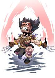 Wolverine the Berserker