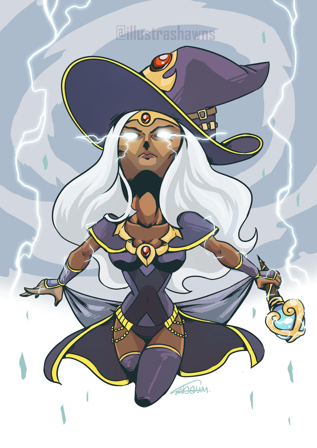 Storm the Wizard