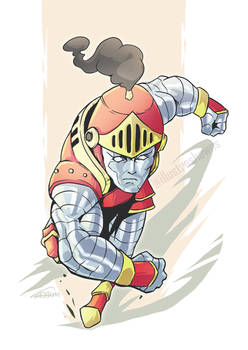 Colossus the Knight