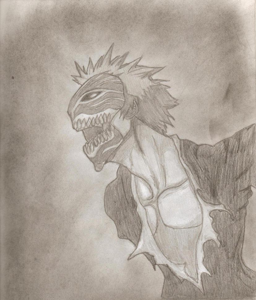 Ichigo Hollow Mask by taylorla5