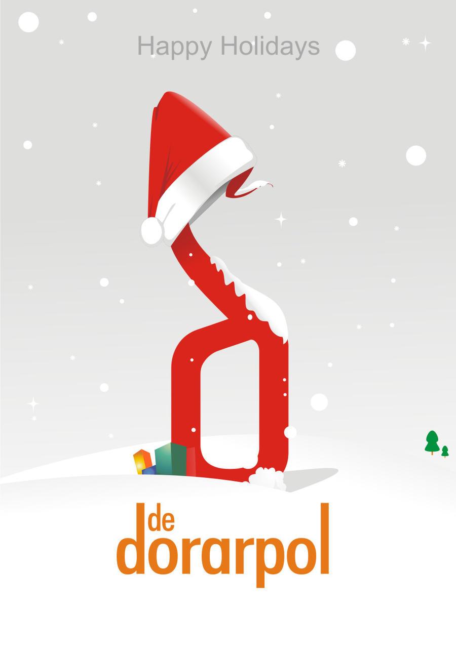Merry Christmas by dorarpol