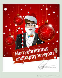 Merry Chritsmas and Hapyy NEw Year 2012
