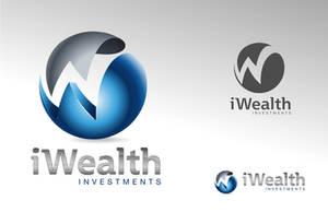 iWealth Logo by dorarpol