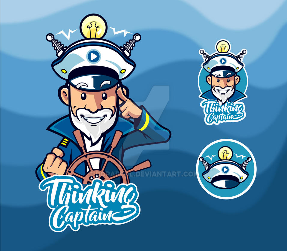 Thinking Captain by dorarpol