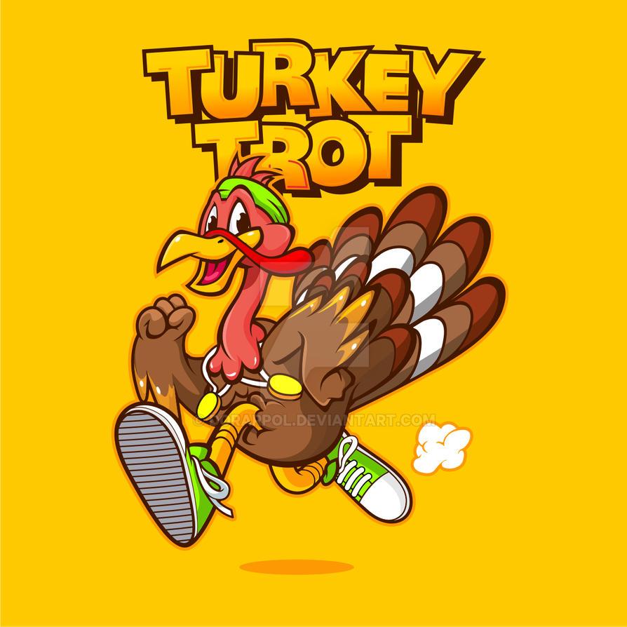 TURKEY TROT by dorarpol