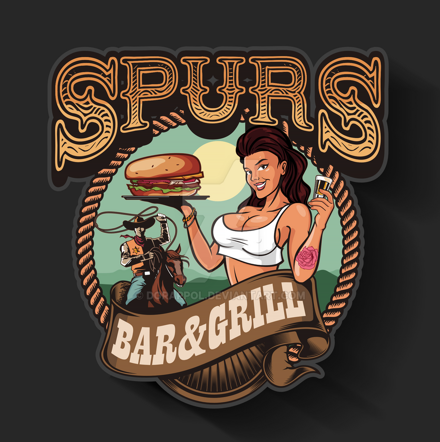 Spurs by dorarpol