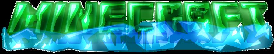 Emerald Minecraft Logo by Rubyian on DeviantArt