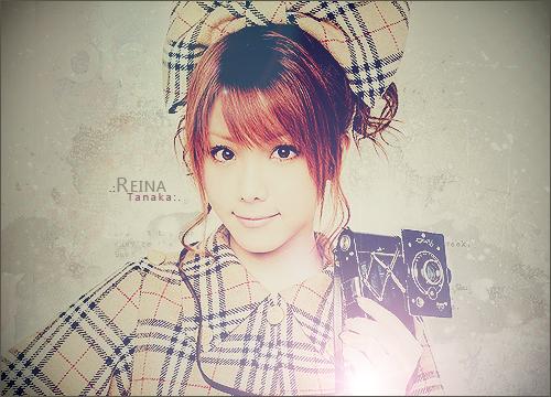 Reina Tanaka Banner by BeforeIDecay1996