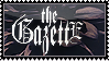 the GazettE Fan Stamp by BeforeIDecay1996