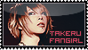 Takeru Fangirl Stamp by BeforeIDecay1996