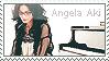 Angela Aki Stamp by BeforeIDecay1996
