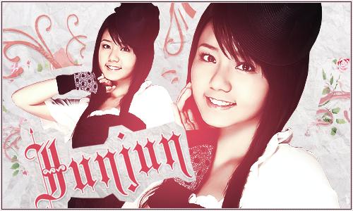 Junjun Banner by BeforeIDecay1996