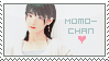 Momoko Momo-chan Stamp by BeforeIDecay1996