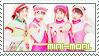 Minimoni Stamp by BeforeIDecay1996