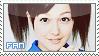 Koharu Kusumi Stamp by BeforeIDecay1996