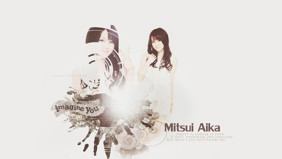 Mitsui Aika Wallpaper by BeforeIDecay1996