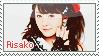 Sugaya Risako Stamp by BeforeIDecay1996