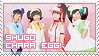 Shugo Chara Egg Stamp by BeforeIDecay1996