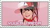 Yuuka Maeda Stamp by BeforeIDecay1996