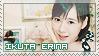 Ikuta Erina Stamp by BeforeIDecay1996