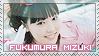 Fukumura Mizuki Stamp by BeforeIDecay1996