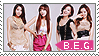 Brown Eyed Girls Stamp by BeforeIDecay1996