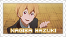 Request: Free! - Nagisa Hazuki Stamp by BeforeIDecay1996