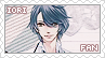 Request: Brothers Conflict - Iori Stamp by BeforeIDecay1996