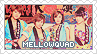 Mellowquad Stamp by BeforeIDecay1996