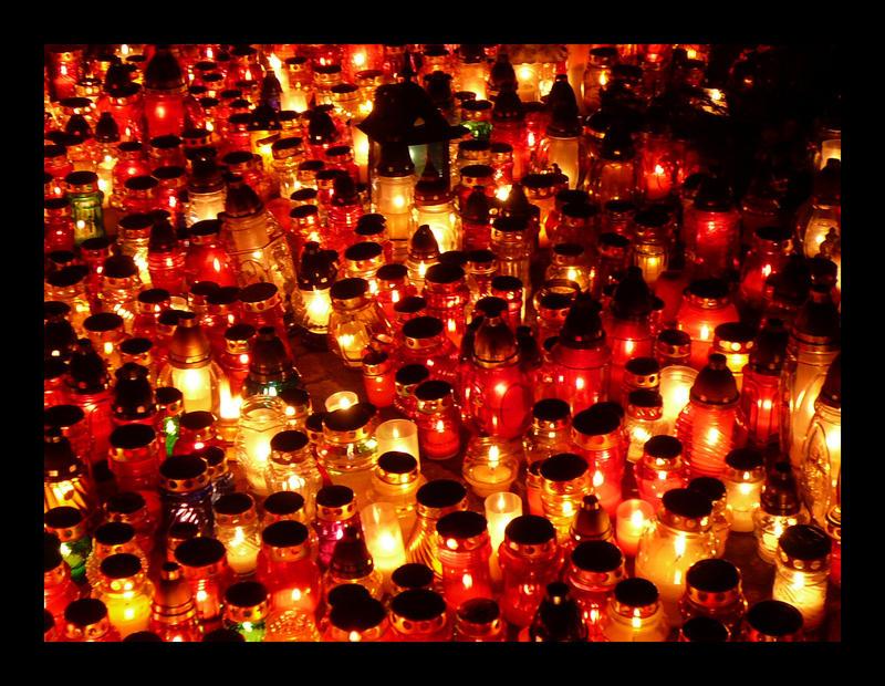 wallpaper candles burning