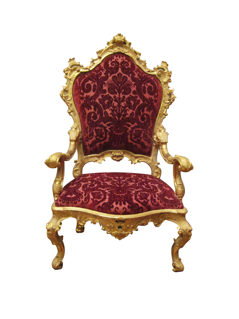 King throne chair hd - Png Royal Chair By Duhbatista On Deviantart