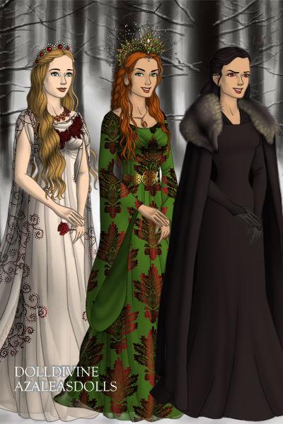 Three Spirits of Christmas, A Christmas Carol by Kailie2122 on DeviantArt