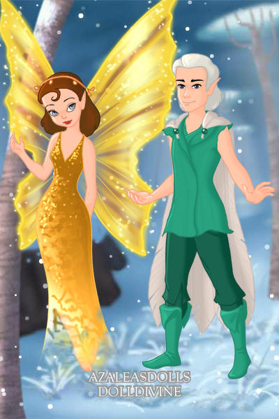 Queen Clarion and Lord Milori by Kailie2122 on DeviantArt