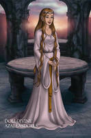 Galadriel the Elf Queen by Kailie2122