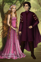 Giselle and Prince Edward by Kailie2122