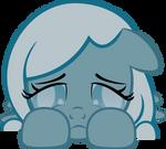Sad Snowdrop
