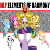 Elements of Harmony CD Cover by StratMLP