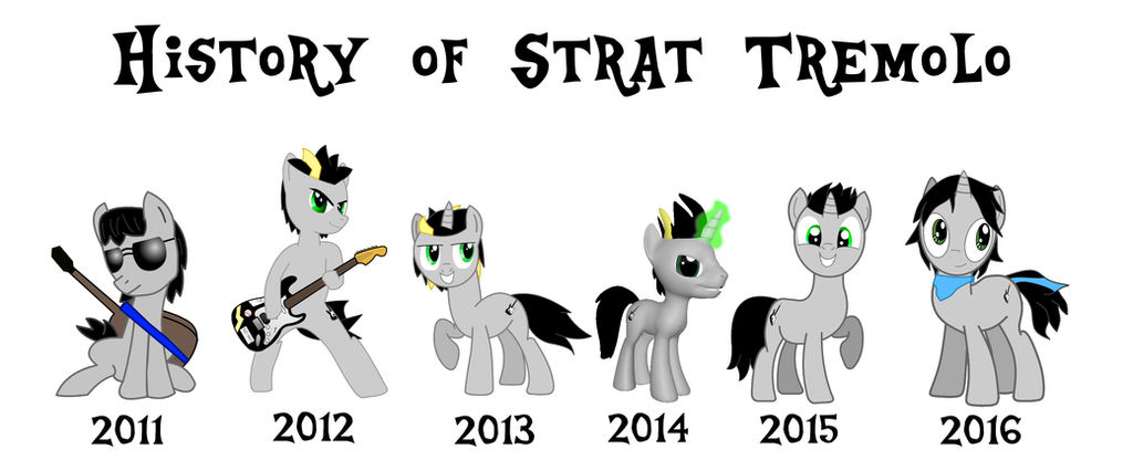 History of Strat (2011 - 2016)