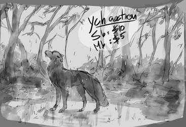 1 - YCH SCENE AUCTION by CROWFLOCK