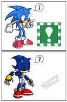 Metal Sonic by U-l-t-r-o-s