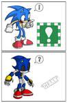 Metal Sonic by MEK-003