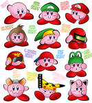 Super Smash Bros Kirby