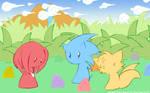 Chibi Sonic 3 - ECS collab