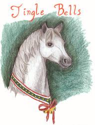 Holiday card 'Jingle Bells'
