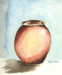 The Brown Vase