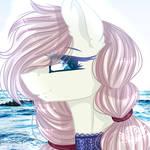 the harmony of the sea (art pony)
