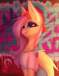 cool shy-My Little Pony