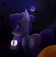 spooky night-commission