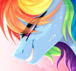 super fast-Rainbow Dash