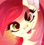cute face-RoseLuck